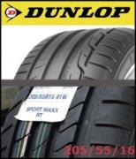 DUNLOP SP SPORT MAXX RT 205/40 R18 86W